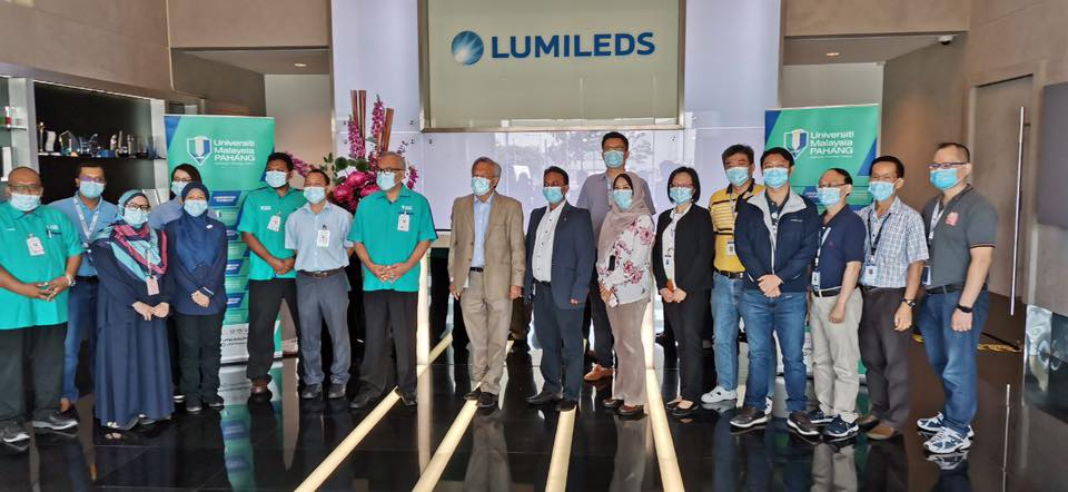 UMP forges collaboration with Lumileds Sdn. Bhd.