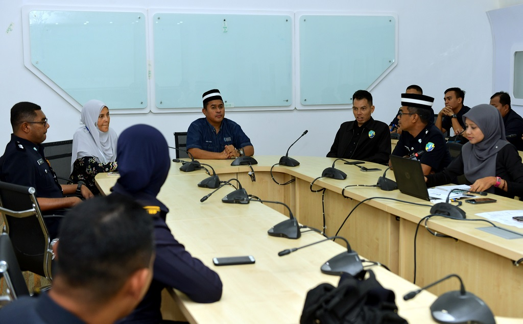 UMP acknowledged the sacrifices of its security personnel