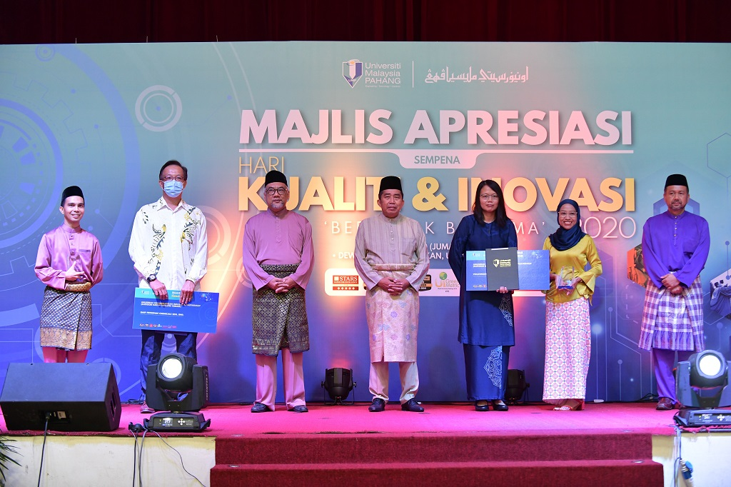 2 industries receive UMP Excellence Awards