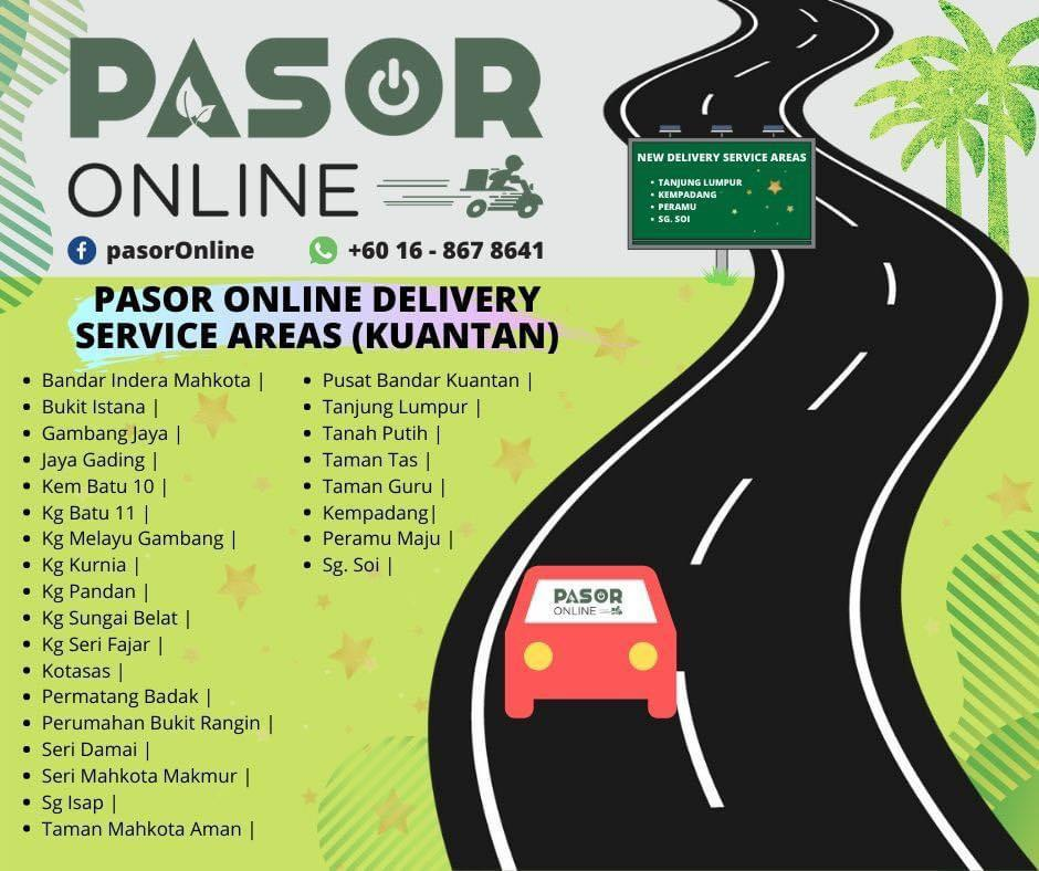 Pasor Online platform sells fresh fruits and vegetables from the farm