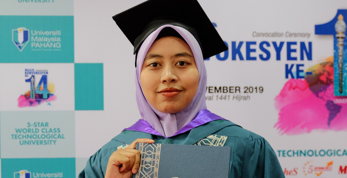 If mom is still around, she's the happiest person – Nur Shairah