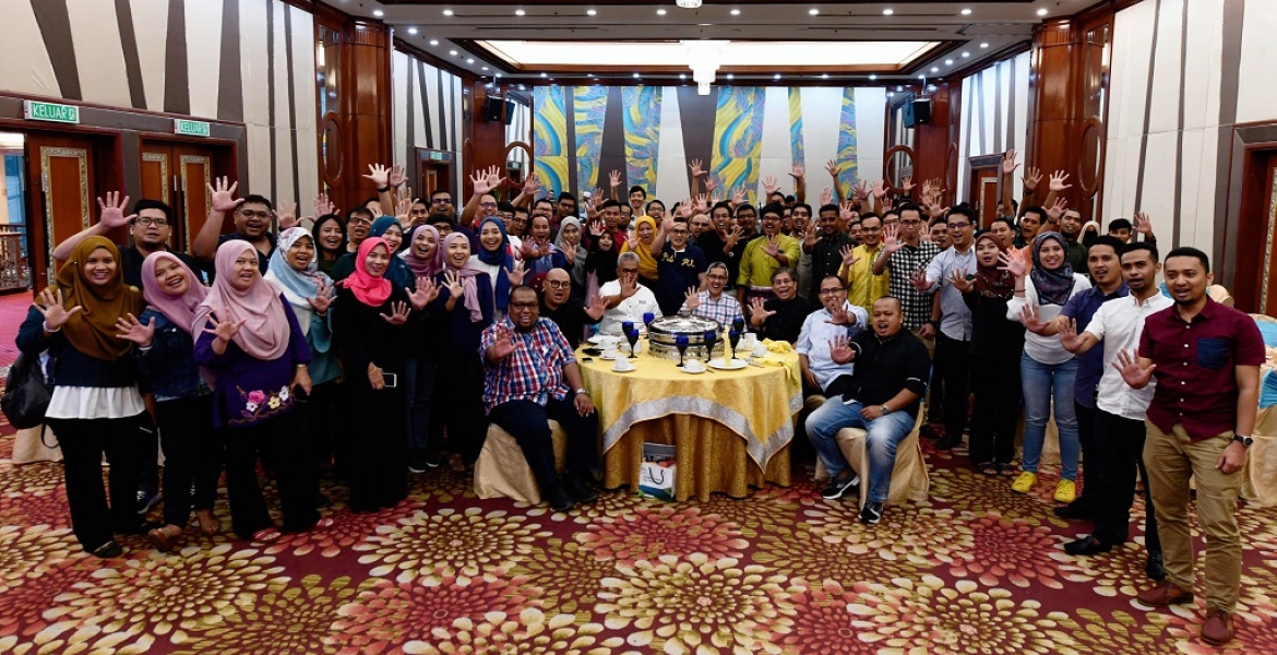 More than 100 UMP alumni attended Hi-Tea aimed at fostering closer ties
