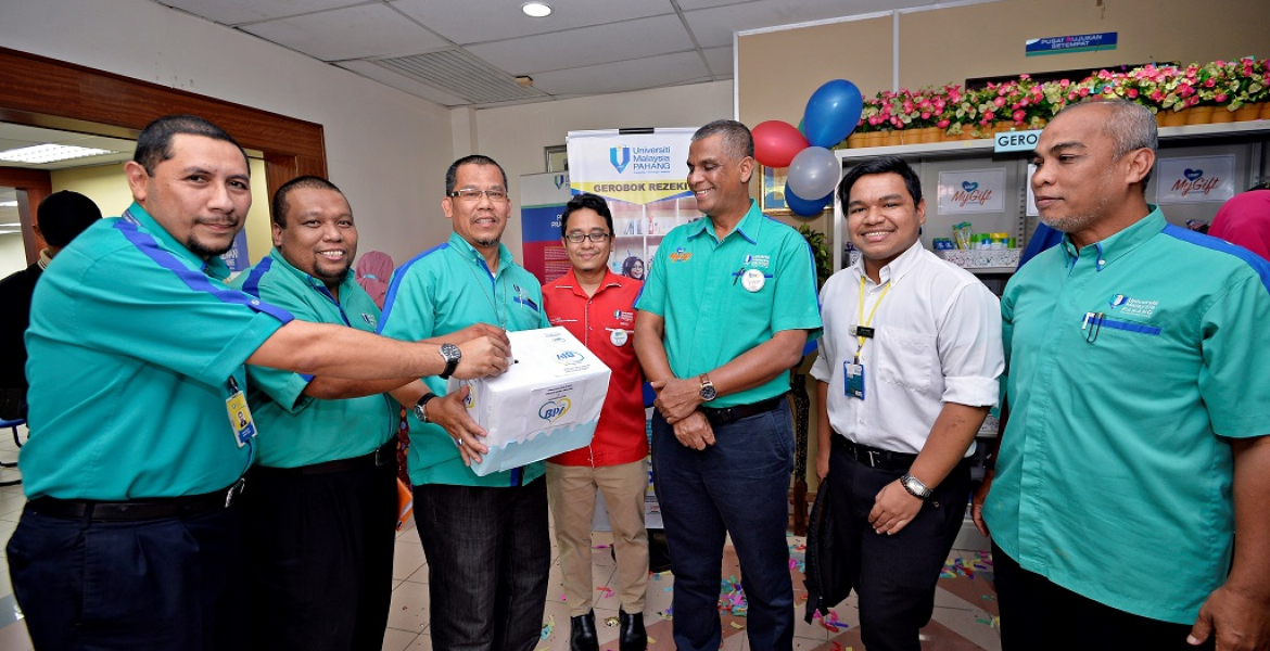 """Gerobok Rezeki #BPACare"" Project Launched"