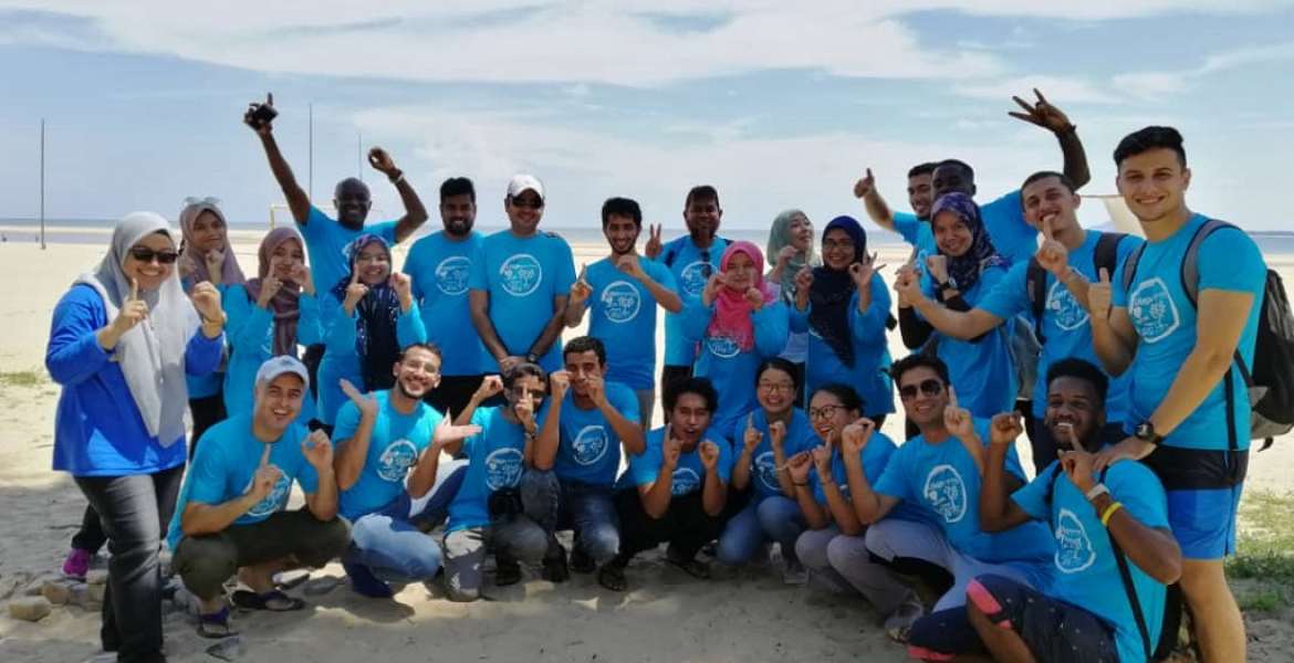 Nature trip for international students spurred interest in environment protection