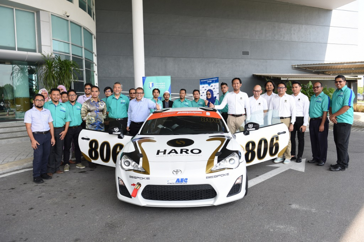 UMP and Haro Sports working together in motor sports vehicle manufacturing