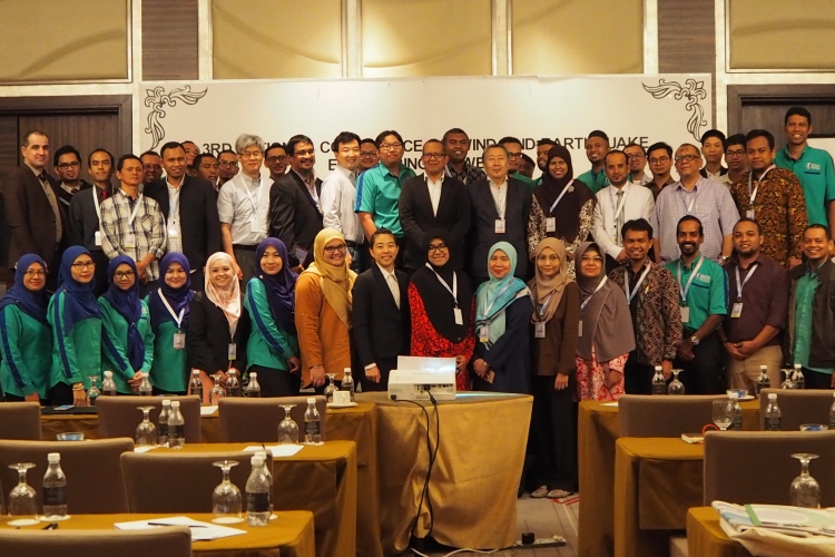 FKASA holds 3rd National Conference on Wind & Earthquake Engineering