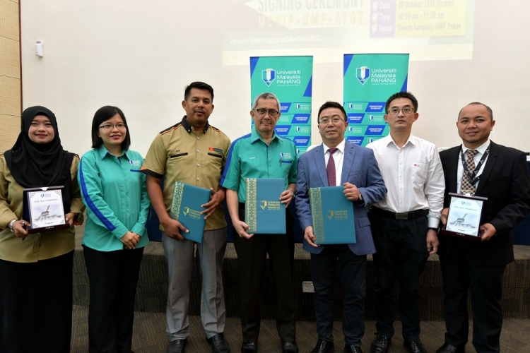 UMP offers Mandarin course for industry workers