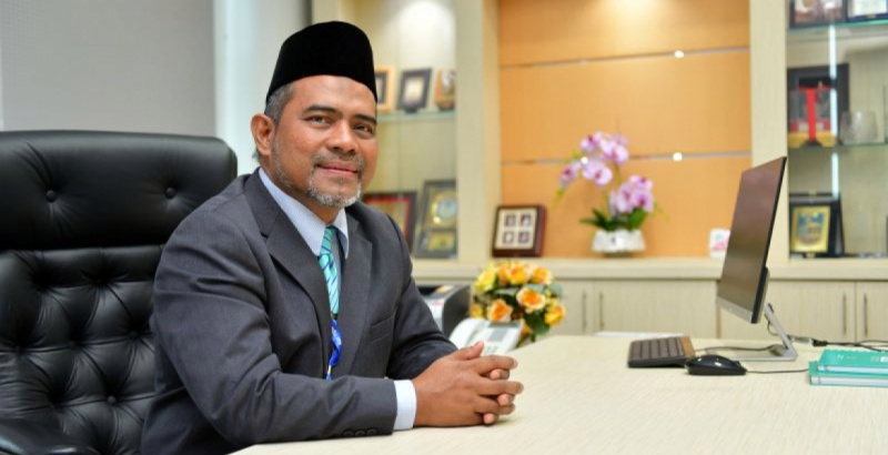 Prof. Ts. Dr. Mohd. Rosli Hainin dilantik TNC (Akademik & Antarabangsa) UMP