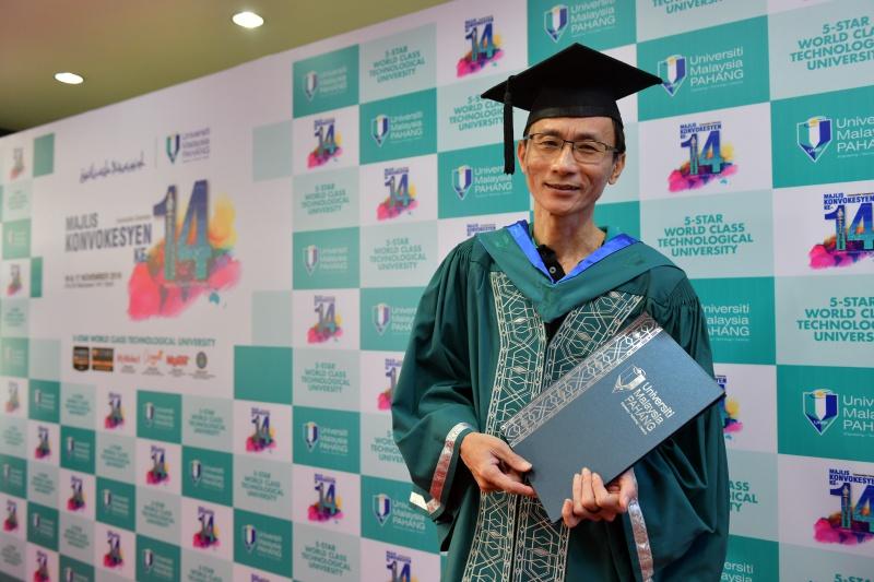 Executive Engineer receives Lifelong Learning Professional Award (Edited)