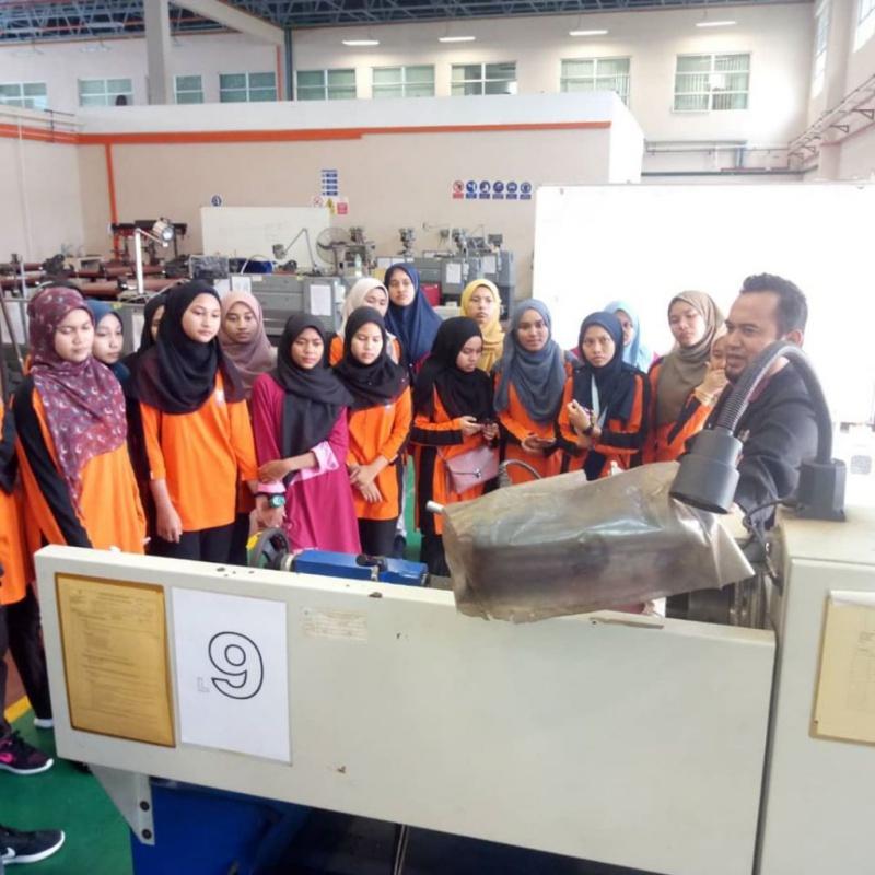 36 pelajar lepasan SPM teruja berada di Kampus UMP