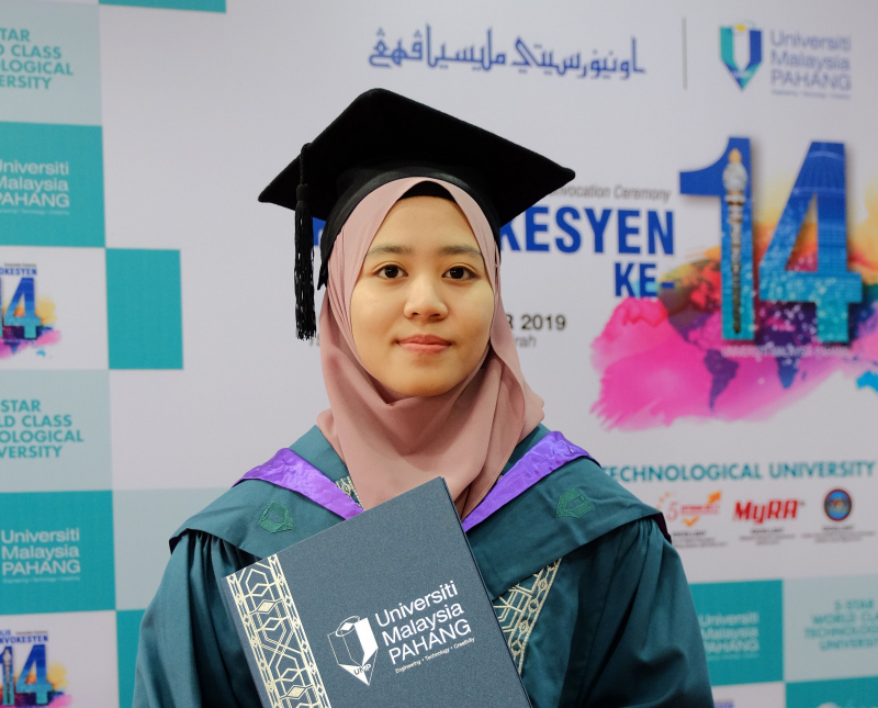 Nor Syahirah attributes her success to consistent Dhuha and Tahajjud prayers
