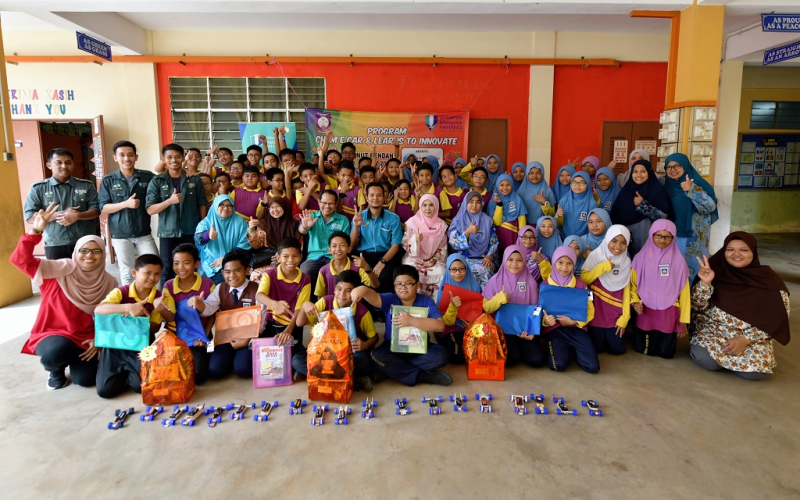 Chem E Car Programme to develop student's creativity