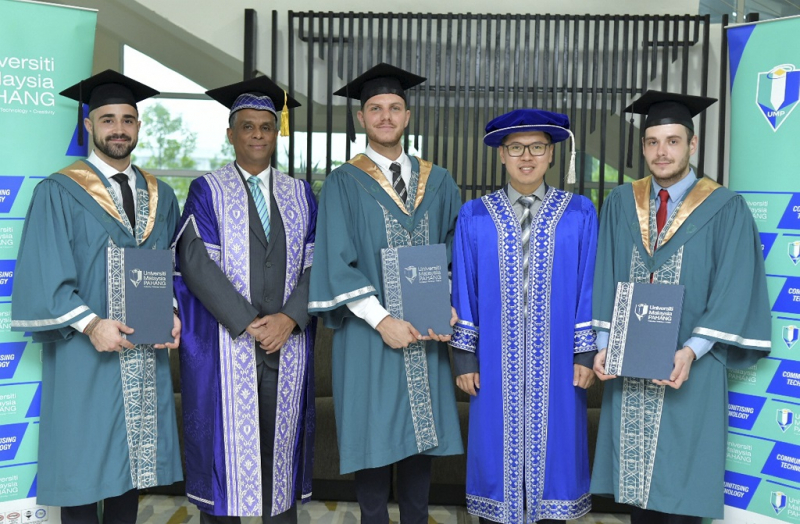 UMP prepares graduates of management and technical knowledge in business engineering
