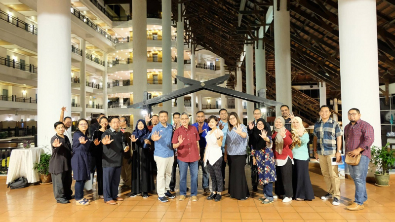 UMP nurtures the culture of entrepreneurship among staff and students