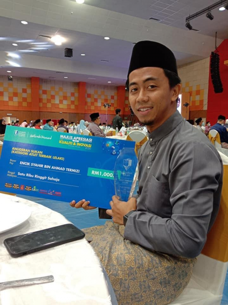 Syahir, Kamariah named Best Athletes