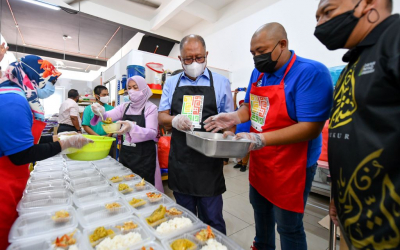 UMP, Dapur Infaq collaborate on digital infrastructure development for community benefit