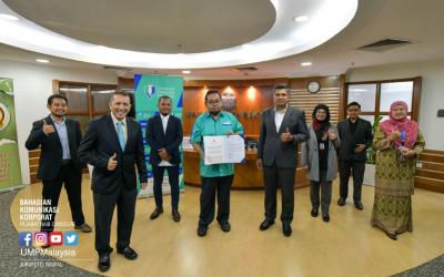 UMP–MARA collaboration pioneers Halal Gelatin Project