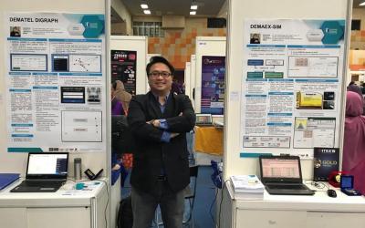 DEMAEX-SIM Simulator inovasi terbaharu Dr. Lee Chia Kuang