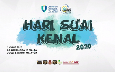 Hari Suai Kenal UMP 2020 (Sesi Malam)