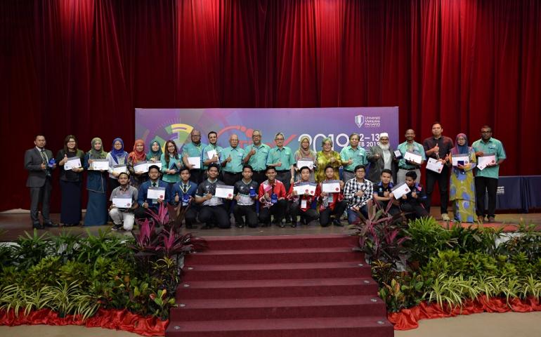 UMP galak budaya inovasi dalam kalangan penyelidik muda