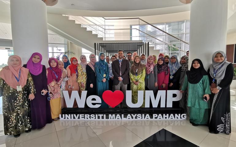 Associate Professor Dr. Mohd. Riduan Darun appointed as UMP new Registrar