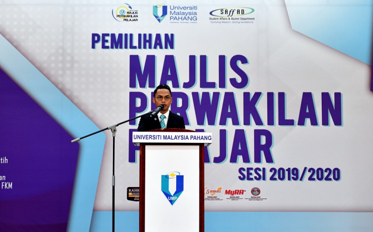 UMP students responsibly elect leaders
