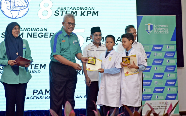 STEM Carnival brings out creative inventions among school students